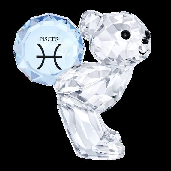 قطعة زينة على شكل الدب Kris - برج الحوت