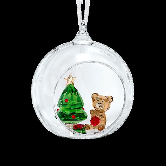 زينة متدلية على شكل كرة، عيد الميلاد