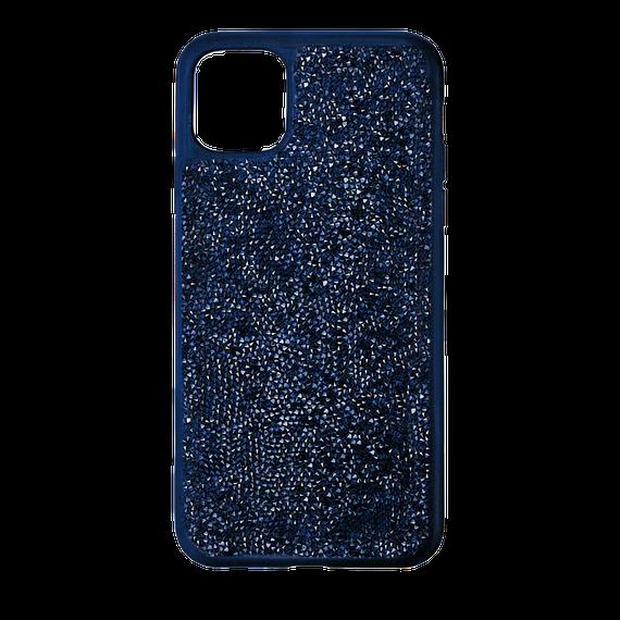 حافظة Glam Rock للهاتف الذكي بحواف مضادة للصدمات، iPhone® 11 Pro Max، لون أزرق