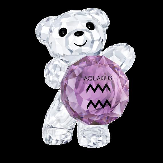 قطعة زينة على شكل الدب Kris - برج الدلو