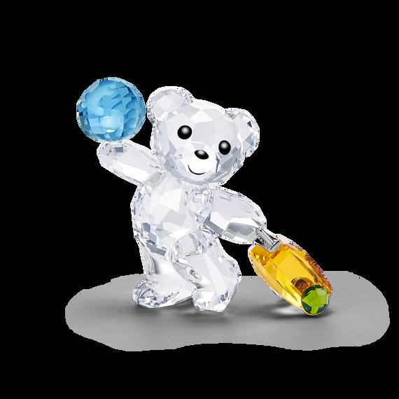 قطعة زينة على شكل الدب Kris - سأسافر حول العالم